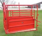 Stronghold Cattlemaster 440 Chute Combo