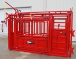 "Stronghold Cattlemaster 1100M w/ 30"" Manual Headgate"