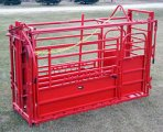 Stronghold Cattlemaster 640 Chute Combo w/ Bifold Rear Gate